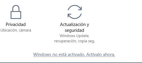 Pérdida de licencia en Windows