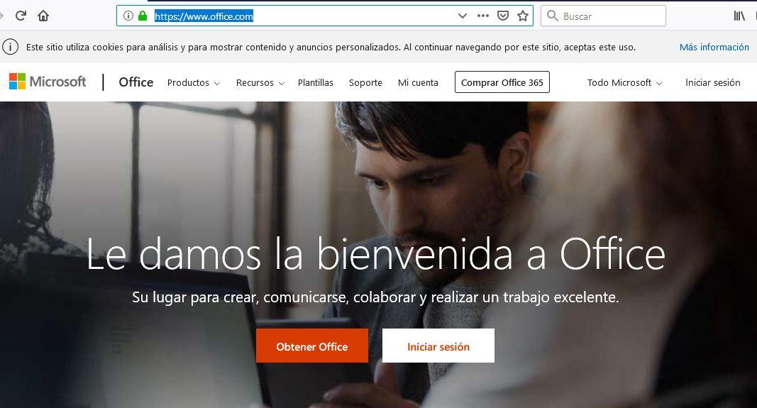 Office 365 - Portal de Inicio